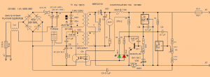 SMPS CIRCUIT SCHEMATIC ORIGINAL AND MODIFIYE 5