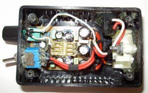 STEREO MINI AMPLIFIER WITH TEA2025B SCHEMATIC CIRCUIT DIAGRAM 1