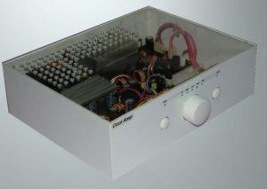 STK428-610 ANFI PROJECT PT2317B PREANFI TOP249Y 2X30V SMPS SCHEMATIC CIRCUIT DIAGRAM 4