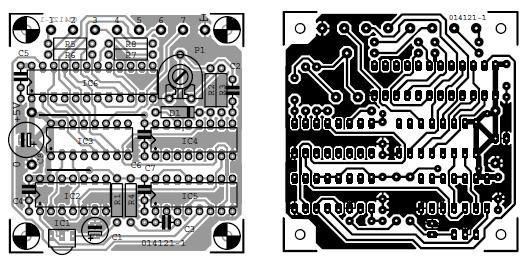 Simple IR Receiver Schematic Circuit Diagram 3