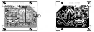 Simple IR Transmitter Schematic Circuit Diagram 2