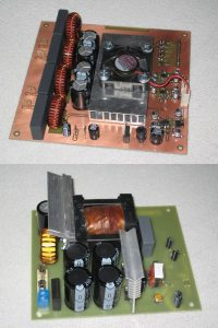TAS5611A TL494 CLASS D AMPLIFIER COMPLETED