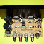 TDA7294 STEREO TONE CONTROLLED SPEAKER PROTECTED AMPLIFIER SCHEMATIC CIRCUIT DIAGRAM 4