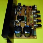 TDA7294 STEREO TONE CONTROLLED SPEAKER PROTECTED AMPLIFIER SCHEMATIC CIRCUIT DIAGRAM 6