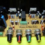 TDA7294 STEREO TONE CONTROLLED SPEAKER PROTECTED AMPLIFIER SCHEMATIC CIRCUIT DIAGRAM 7
