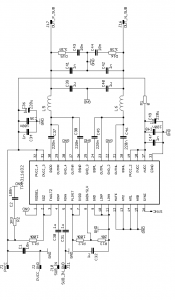 TPA3116D2 SUBWOOFER CIRCUIT SCHEMATIC