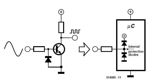 Transistor Tester Schematic Circuit Diagram