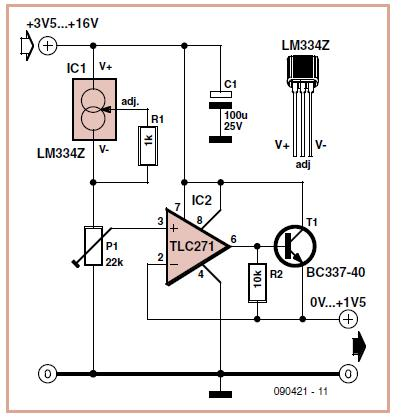 60-120 SECONDS DIGITAL VOICE RECORDING CIRCUIT Schematic Circuit Diagram