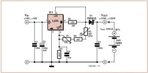L200 Charger Circuit Schematic Circuit Diagram