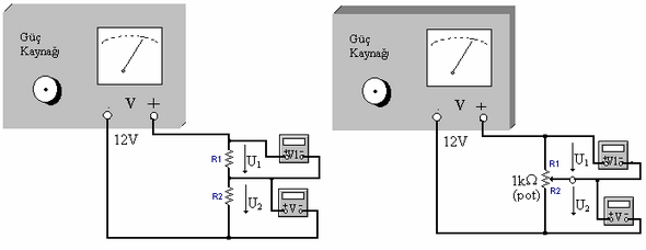 MERSIN UNIVERSITY DIRECT CURRENT CIRCUIT ANALYSIS