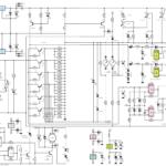 0-30 VOLT 0-10 AMPS ADJUSTABLE SHIELDED POWER SUPPLY SCHEMATIC CIRCUIT DIAGRAM
