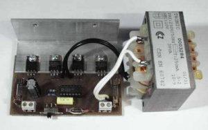 12V 230V DC-AC MOSFETLI SIMPLE INVERTER SCHEMATIC CIRCUIT DIAGRAM 4