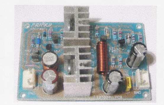 12VOLT 24VOLT DC DC CONVERTER CIRCUIT ICE11 SCHEMATIC CIRCUIT DIAGRAM 1