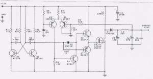12VOLT 24VOLT DC DC CONVERTER CIRCUIT ICE11 SCHEMATIC CIRCUIT DIAGRAM 2