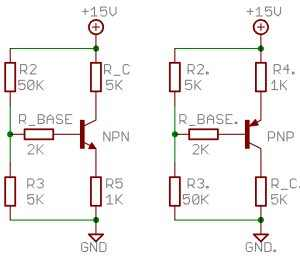 Calculating the hFE value of transistors;