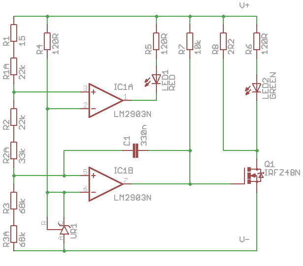 LIPO BATTERY CHARGING CIRCUIT BALANCE CONTROL L200 LM2577 SCHEMATIC CIRCUIT DIAGRAM