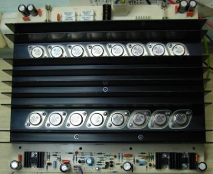 MJ15024 MJ15025 600W AMPLIFIER CIRCUIT DIAGRAM.