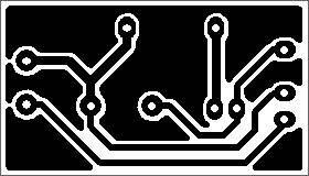 Print Circuit PCB Routes