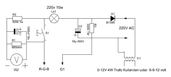 Photo of SIMPLE TUBE QUENCHING METHOD SCHEMATIC CIRCUIT DIAGRAM