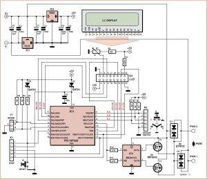 Universal PWM Driver Schematic Circuit Diagram