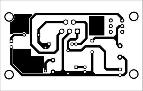 10-Watt Audio Amplifier using LM1875 Schematic Circuit Diagram 3