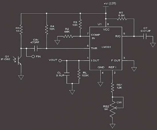 An Isolated Analog Input Module Schematic Circuit Diagram 5