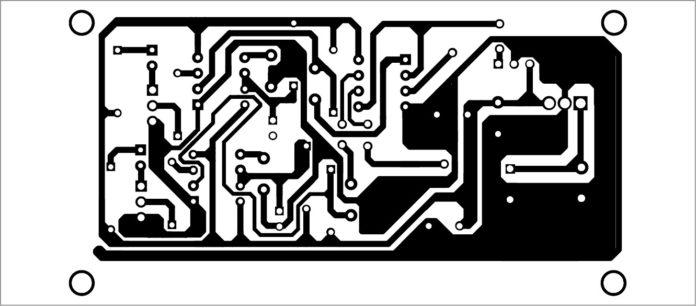Automatic Bike Turning Indicator Schematic Circuit Diagram 5