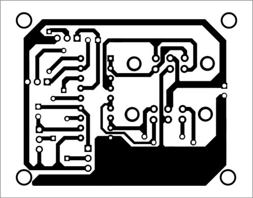 Bi-Directional Motor Driver Using ULN2803 Schematic Circuit Diagram 2