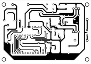 Circuit diagram of automatic battery charger 2