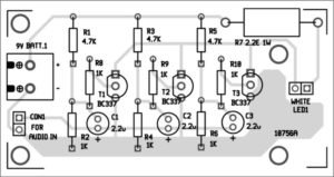Design Your Own Li-Fi Dongle And Speaker Schematic Circuit Diagram 6