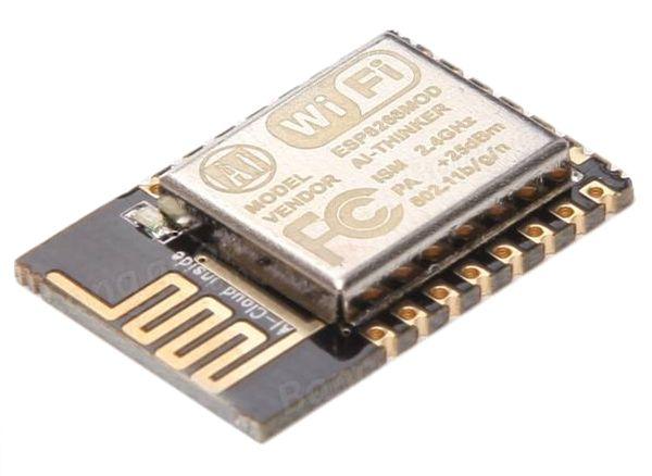 ESP8266 12e Pinout 3