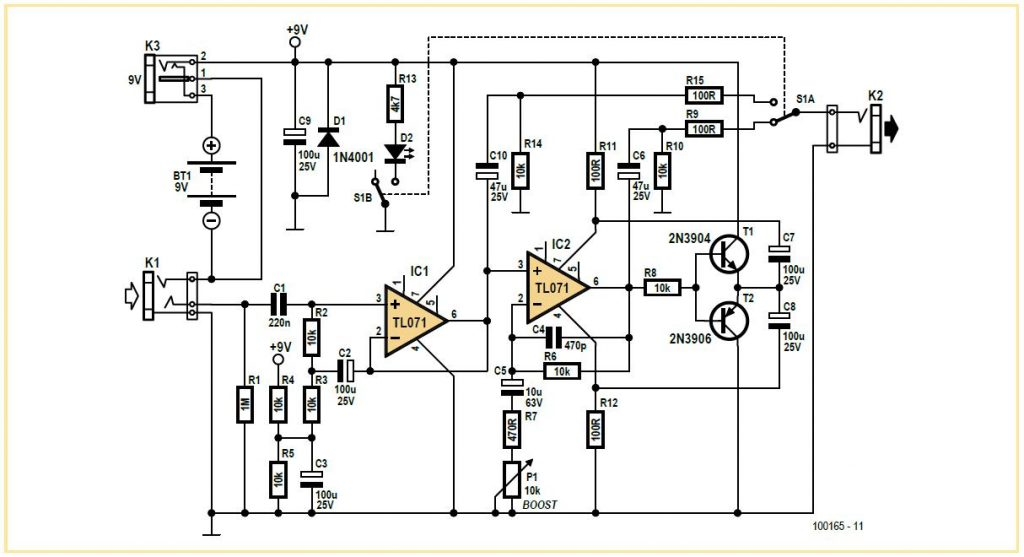Network Wiring Tester Schematic Circuit Diagram