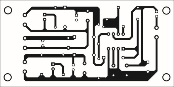 Low-cost 3.7V to 5V-6V DC-to-DC converter Schematic Circuit Diagram 3