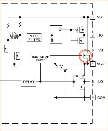 Simple Digital Signal Inverter Project Sch