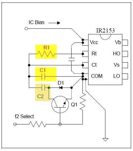 Simple Digital Signal Inverter Project Schematic Circuit Diagram 7
