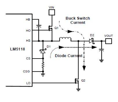 Solar MPPT using IC LM5118 Schematic Circuit Diagram 3