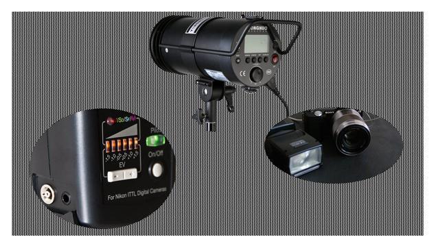 Wireless Remote Camera Flash Trigger Schematic Circuit Diagram