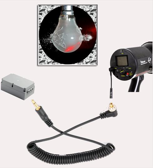Wireless Remote Camera Flash Trigger Schematic Circuit Diagram 3