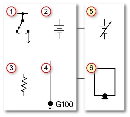 wiring diagrams cars automotive wiring diagram symbols conventional symbols  automotive wiring diagram symbols