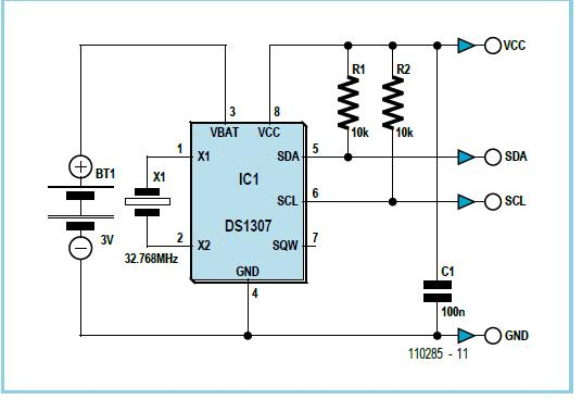 Time Transporter Schematic Circuit Diagram