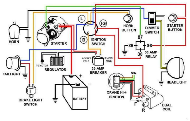 American Auto Wire Wiring Diagram from circuit-diagramz.com