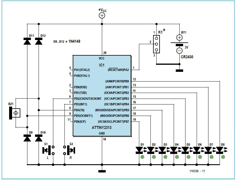 Emitter-Follower Audion Schematic Circuit Diagram