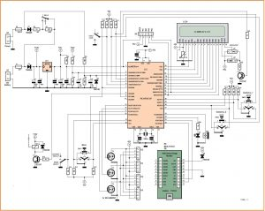 Ambience Lighting Controller Schematic Circuit Diagram 1