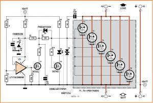 X-Treme Inrush Current Limiter Schematic Circuit Diagram 1