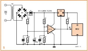 Store it Quickly 2.0 Schematic Circuit Diagram 1