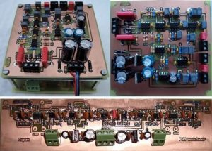 CLASS D AMPLIFIER COMPLETED 1