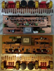 CLASS D AMPLIFIER COMPLETED 2