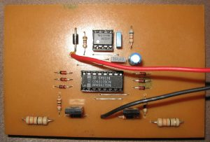LEDLI POLICE FLASHER SCHEMATIC CIRCUIT DIAGRAM 2
