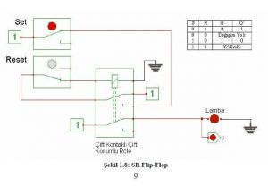 RELAY AND RELAY CIRCUITS SCHEMATIC CIRCUIT DIAGRAM 7