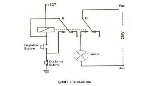 RELAY AND RELAY CIRCUITS SCHEMATIC CIRCUIT DIAGRAM 8